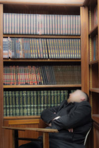 Saving the Jewish People with Torah Study